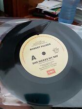 Robert Palmer - She Makes My Day -  45RPM Vinyl record (no sleeve)- FREE POST B7