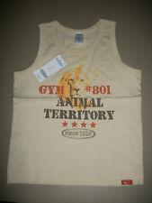 NWT Gymboree~~~Safari Trek~~Tan Lion Gym Animal Tank   Size  6
