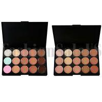 New Face Contour Kit Highlighter Makeup 15 Colour Cream Concealer Palette Kit