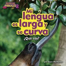 MI LENGUA ES LARGA Y SE CURVA / MY TONGUE IS LONG AND CURVES - MARKOVICS, JOYCE