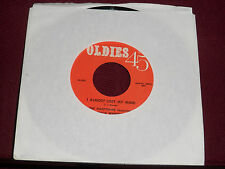 "THE HARPTONES ""I Almost Lost My Mind"" Oldies 45 OL 100"