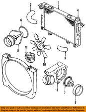 Dodge CHRYSLER OEM 94-02 Ram 3500-Engine Water Pump 5010964AB