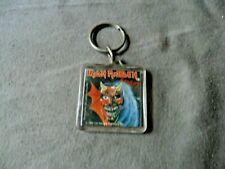 KeyChain/ Vintage  Iron Maiden  1985  New NrMint