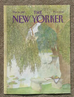COVER ONLY  ~ The New Yorker Magazine, May 30, 1983 ~ Jenni Oliver