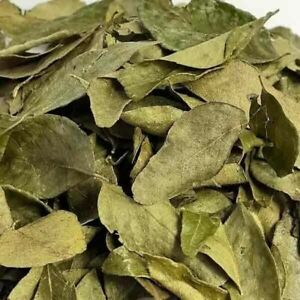 Sun Dried Curry Leaves Premium Indian Quality Cooking Spice Masala A1 10g - 1kg