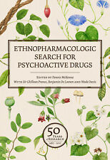 Ethnopharmacologic suchen psychoaktive Drogen Set (Vol. 1 & 2) Hardcover 2018