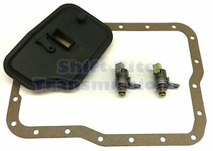 MAZDA FN4A-EL A & B SHIFT SOLENOID SET PAN GASKET FILTER TRANSMISSION ELECTRICAL