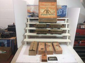 8-626 LION #98 PREWAR 253MOJAVE PASSENGER SET/ORIGINAL BOXES!!!