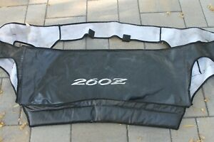 DATSUN 260Z Bra End Mask Cover Front *EXCELLENT CONDITION*