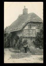Somerset HAM Old Cottage Plain Back RP Card