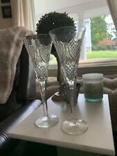 New Listingwaterford crystal champagne flutes