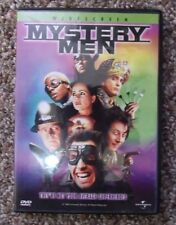 Mystery Men Superheros Dvd Widescreen Movie