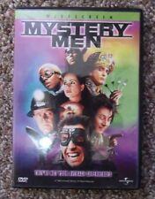 Mystery Men Superheros Dvd Widescreen Movie