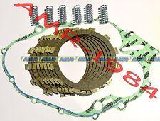 DISCHI FRIZIONE + GUARNIZIONE HONDA XL 600 V TRANSALP 1987 A 1999  F2691 + MOLLE