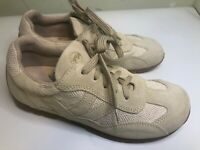 NEW Women's Footprints by Birkenstock Darlington Leather Shoe EU 39 Us 8-8.5