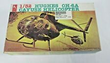 HOBBY CRAFT. HUGHES OH-6A CAYUSE HELICOTER . item #HC 2109 Scale.1:32 LQ-MM