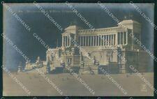 Roma Città Altare della Patria Alterocca 1592 Foto cartolina XB3221