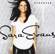 Sara Evans-Stronger CD NEW