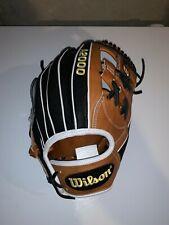 "Brand New WILSON A2000 1787 11.75"" WTA20RB191787SS Baseball Glove RHT MLB"