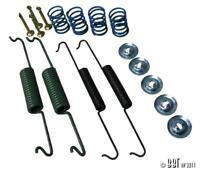 VW Beetle Rear Brake Shoe Fitting Kit - 1965 to 1979