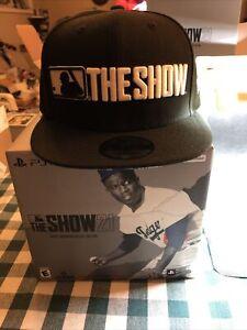 MLB The Show 21 Jackie Robinson Edition New Era Hat w/MLB the Show 21 Box