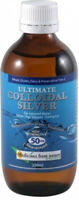 Medicines From Nature Ultimate Colloidal Silver 50ppm 200ml