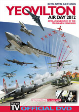 Yeovilton Airday 2012 Official DVD Airshow Aircraft Aviation Planes Warbirds