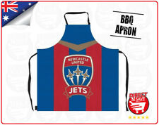 A-League Newcastle Jets BBQ Apron Cooking Apron Official Merchandise