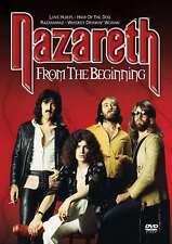NAZARETH: From the Beginning DVD