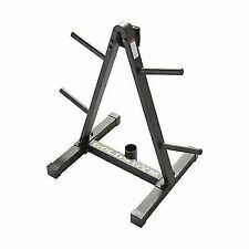 Gold's Gym Weight Plate and Barbell Storage Rack 074345799417