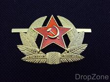 4 x Russian USSR Soviet Military Army Badges