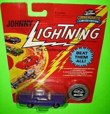 Johnny Lightning Commemorative Custom Continental #449 Toy Fair 1996 Ride Storm