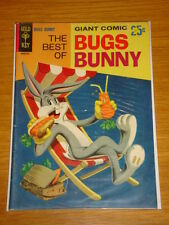 BUGS BUNNY BEST OF #1 VG+ (4.5) GOLD KEY COMICS OCTOBER 1966
