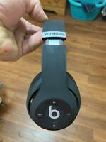 Beats Studio 3 Beats by dr. Dre Wireless Headsets Headphones MQ562ZM/A Mate Blac
