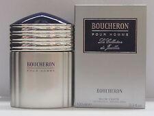 Boucheron Pour Homme La Collection Du Joaillier 3.3 oz Eau de Toilette Spray