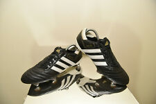 Adidas AdiPure III SG Football Boots Size Uk 9 100% leather Black mania