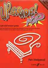 UP-GRADE POP PIANO Grades 1-2  Music Book Wedgwood Light Relief Between Grades