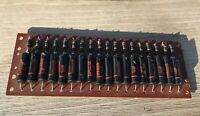 18 QTY Black Beauty SPRAGUE .022 Vintage Capacitors HiFi Guitar TONE