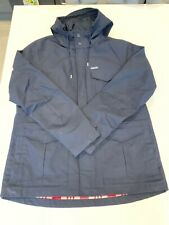 Scotch & Soda Mens Jacket (mac) Size L. Navy.