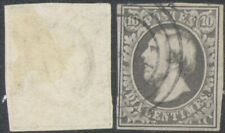 Luxembourg - Classic Used Stamp # 1 D84