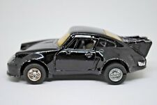 Detailed 1:37 PORSCHE 911 TURBO Car with Opening Doors & Pull Back & Go Action