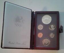 "U.S. Mint 1984 Pestige ""Olympic"" Coin Set"