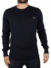 GANT Cotton Regular Jumpers for Men