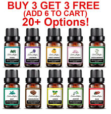 10 mL Essential Oils, Pure and Natural Aromatherapy Oils - Therapeutic Grade Oil