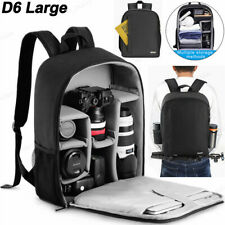CADeN D6 Large Waterproof Camera Bag Backpack for Canon Nikon Sony Olympus SLR