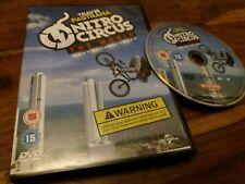 Nitro Circus The Movie - Travis Pastrana UK R2 DVD Mint Condition