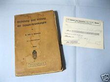 Antiquarisches Buch: Verhütung und Heilung der Sexualerkrankungen Dr. Steinmann