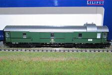 LILIPUT scala N carrozza Packwagen della DB epoca IV art. L364557 NEU