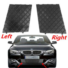 Paar Frontstoßstange Gitter Frontgrills Abdeckung für BMW 5er E60 E61 M Sport