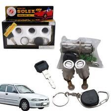 FIT 1993 Mitsubishi Lancer E-Car Door Lock Security Safety Flat Key Cylinder